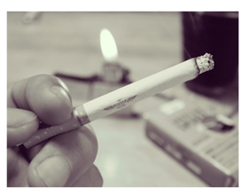 国内外のめずらしいたばこも取り揃えています